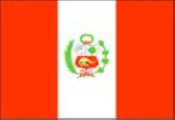 Peru Flag  Click on Flag to Enter Peru