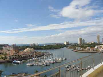 Mazatlan Marina and Hotels
